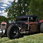 Mark Sax's 1936 International Rat Rod Pickup by TeeMack