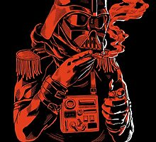 Darth Vader Phone Case by GRZZ82