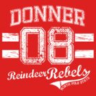 Donner Reindeer Rebels by Jesse Cain