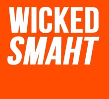 Wicked Smart Smaht Boston Accent by Alan Craker