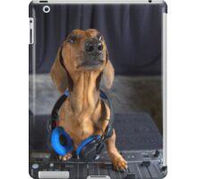 Dj P-Doggy iPad Case/Skin