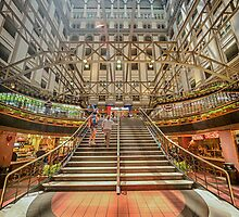 Old Washington Post Office I by Ray Warren