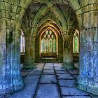 Valle Crucis by Ian Mitchell