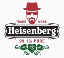 Heisenberg 99.1% pure by monsterplanet