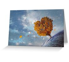 Love Rules the Universe Greeting Card