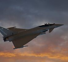 Eurofighter Typhoon by © Steve H Clark