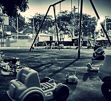 The Playground 1 by Stephen Saunders