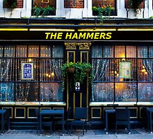 The Hammers Pub by DavidHornchurch