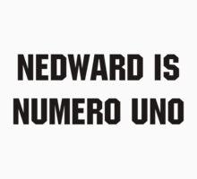Nedward Is Numero Uno by ninjacafe