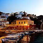 Hydra island in Greece by Boris TAIEB
