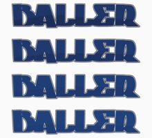 Blue Baller T-Shirt by Detroit Urban Designs