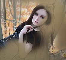 Morgan le Fay by Septentrion