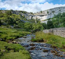 Malham Cove by Guy  Berresford