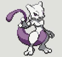 Pokemon - Mewtwo sprite by Lamamelle