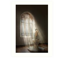 Christian - Heavenly Father Art Print