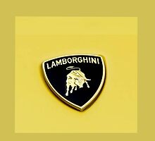 2007 Lamboghini Gallardo Hood Phone Case by Detroit Urban Designs