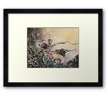 An Offering For Absolution Framed Print
