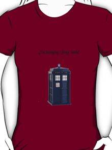 Doctor Who - Bringing Sexy back! T-Shirt