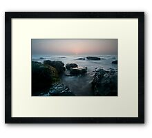 Saltwick Bay Framed Print