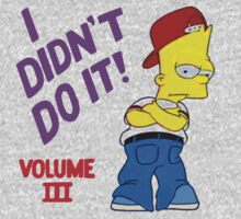 BART - I DIDN'T DO IT (the simpsons) by Ritchie 1