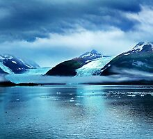 Prince William  glacier cruise-Alaska by dkyiak