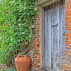 Cottage door - Sissinghurst Castle by Mortimer123