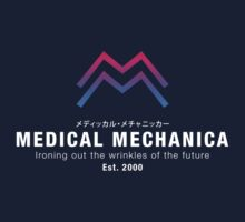 Medical Mechanica by Bryant Almonte Designs