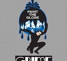 Paint the Globe by Maestro Hazer