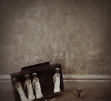The Black Day Dolls by benamon