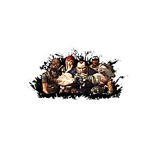 Borderlands Team Photographic Print