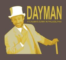 Dayman, Fighter of the Nightman by AndyRuffles