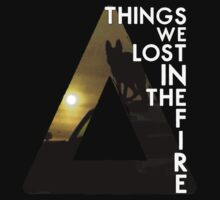 Bastille - Things We Lost In The Fire by Thafrayer