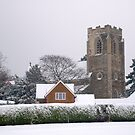 Wolferton Church, Norfolk UK. by Billlee