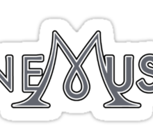 Nine Muses 1 Sticker