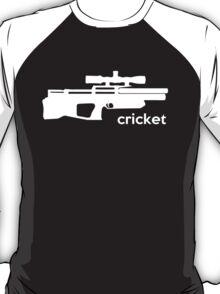 Kalibrgun Cricket Airgun T-shirt T-Shirt