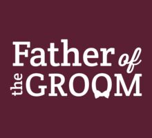 Father of the Groom by bridal