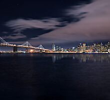 Lights of San Fran by Envision Photography