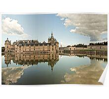 Château de Chantilly - 2 © Poster