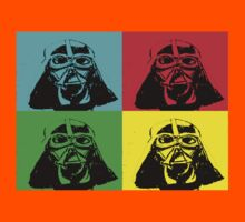 Darth Vader Pop Art Kids Clothes