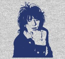 JOHNNY THUNDERS-2 by OTIS PORRITT