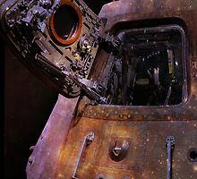 Apollo Command Module by ArtByRuta