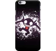 Sableye Splatter iPhone Case/Skin