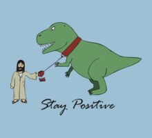 Stay Positive Kids Clothes
