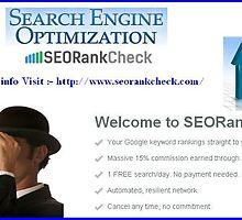 Google Rankings by Seorankcheck