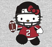 Hello Kitty Loves Matt Ryan & The Atlanta Falcons! by endlessimages