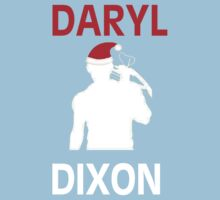 Daryl Dixon (Christmas Edition) by designCENTRAL