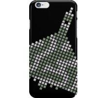 PIXEL8 | Vulcan Bomber | XH558 iPhone Case/Skin