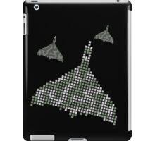PIXEL8   Vulcan Bomber   XH558 iPad Case/Skin