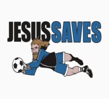 Jesus Saves by SamsonBryant