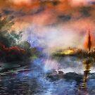 Evening Bells by Stefano Popovski